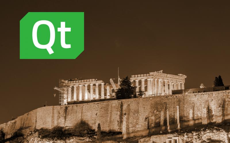 Qt Greece Seminar in Athens – November 28, 2019