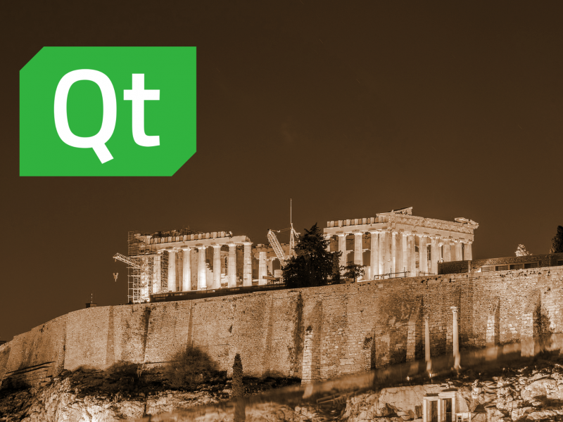 Qt Greece Seminar in Athens – November 28, 2019
